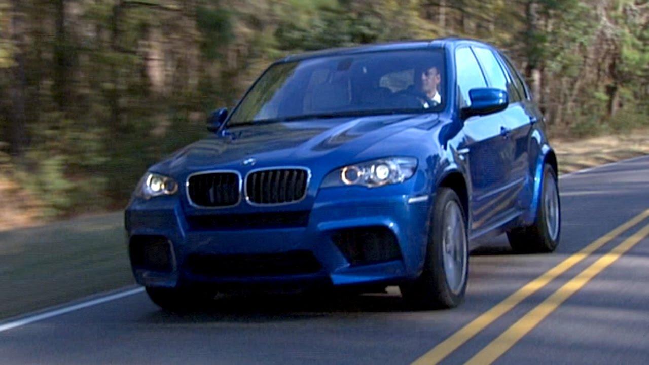 2010 BMW X5 M - YouTube