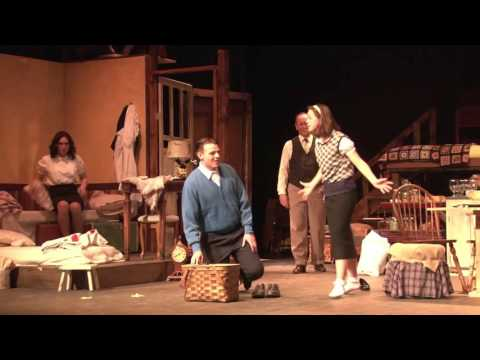 The Diary of Anne Frank -- Act 1