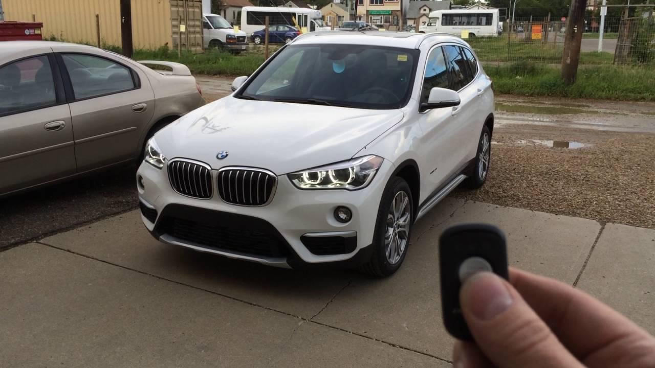 Image Of Bmw X5 2018 Remote Start BMW Remote Start System YouTubeBMW ...