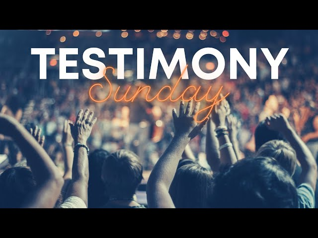 Testimony Sunday - Ps Steve & Sue Roggero (11/04/21)