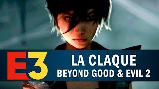 BEYOND GOOD AND EVIL 2 : La claque attendue ? | GAMEPLAY E3 2018