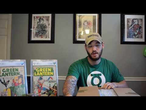 HOLY GRAIL! CBCS Unboxing and Deployment Haul Part 1 #CBCSBOX