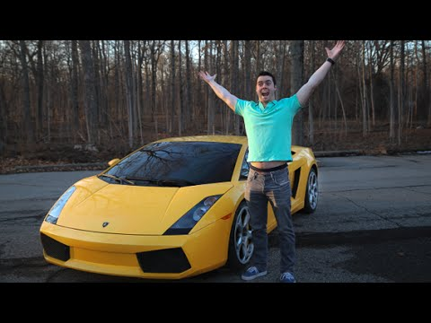 Why I Bought A Lamborghini Gallardo (In College)