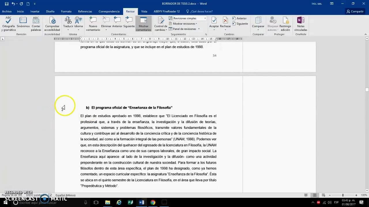 Cómo hacer un análisis curricular con fines de investigación - YouTube