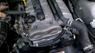 видео Замена цепей ГРМ на 2 литровом двигателе SUZUKI GRAND VITARA