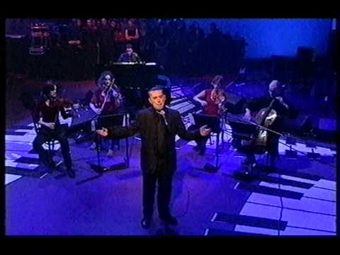 Holly Johnson of Frankie Goes To Hollywood with string quartet, The Power Of Love, live on Later With Jools Holland MPG
