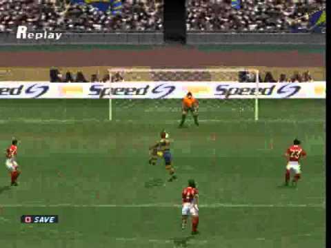 Winning Eleven 2000 - PS1