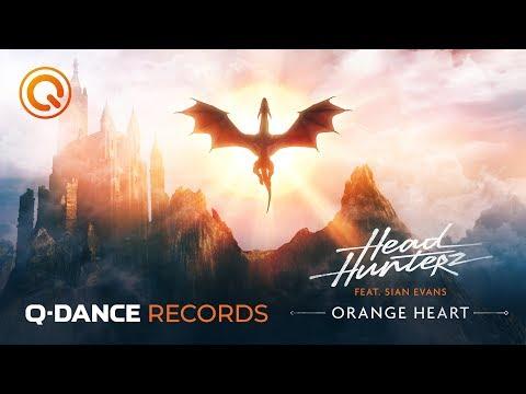Смотреть клип Headhunterz - Orange Heart