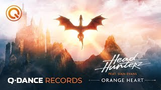 Watch Headhunterz Orange Heart feat Sian Evans video
