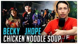 [BRAZIL REACT] REAGINDO À j-hope 'Chicken Noodle Soup (feat. Becky G)' MV