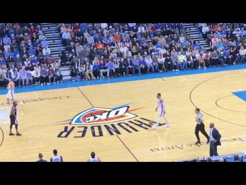 Oklahoma City Thunder vs Los Angeles Clippers Part 2