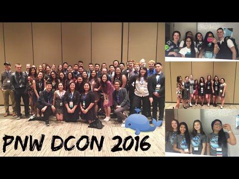 PNW DCON 2016