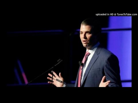 Donald Trump Jr. responds to Eminem: 'Will the real loser please stand up'