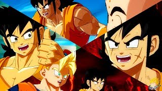 Dragon Ball FighterZ - Yamcha Meme King Funny Moments【60FPS 1080P】