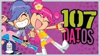 107 datos de 'Hi Hi Puffy AmiYumi' que DEBES saber (At?mico #226) en ?tomo Network