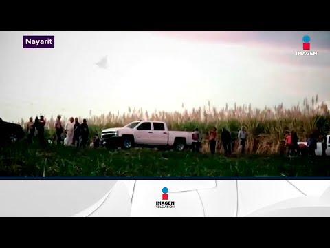 Otra fosa clandestina en México, esta vez en el estado de Nayarit | Noticias con Yuriria Sierra