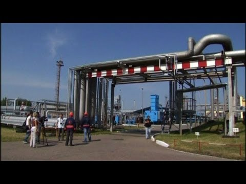 Russia-China gas deal may influence U.S. strategy on Ukraine