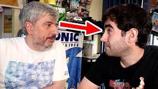 ME ENFRENTO a un exREDACTOR de HOBBY CONSOLAS !!! + BRUNO SOL