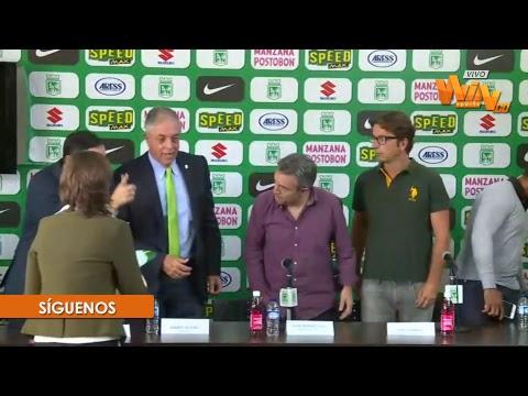 ¡Rueda de prensa, Juan Manuel Lillo, nuevo técnico de Nacional!