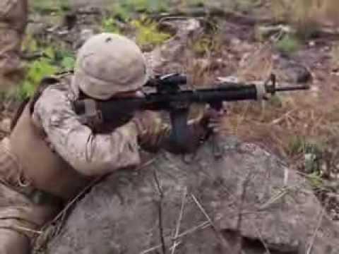 Marines Training In Australia 2013