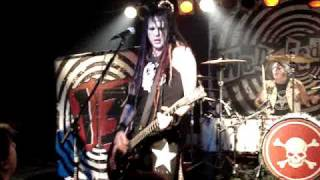 Wednesday 13 - American Werewolves Tour - Houston TX -Happily Ever Cadaver