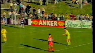 VSE St. Pölten - Sturm Graz 2:1 - Saison 1993/94