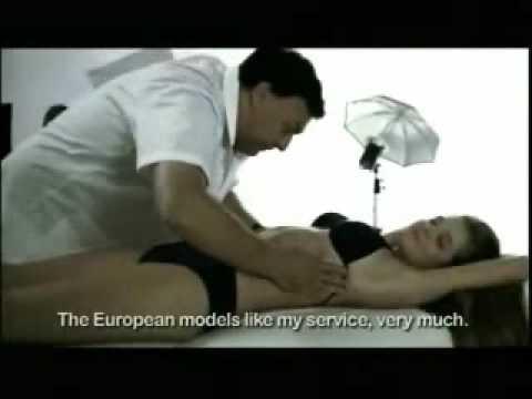 AdsCritics.com - Dream Job hilarious Massage therapist Ad
