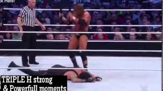 Video 11 Powerful Triple H WWE Moments download MP3, 3GP, MP4, WEBM, AVI, FLV Oktober 2018