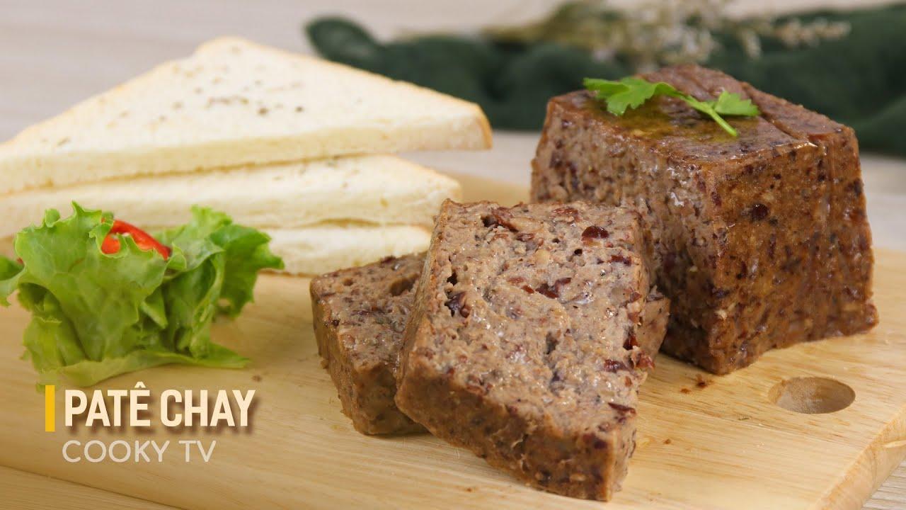 Pate Chay – Cách Làm Pa tê Chay Mềm Mịn, Đơn Giản Cho Bữa Cơm Ngon Miệng | Cooky TV