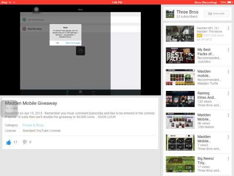 Madden Mobile 50k Giveawayreading Hate Comments Youtube