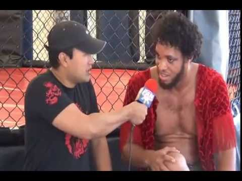 Weirdest MMA interview of all time