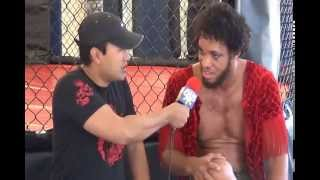 he s on one mma fighter with the weirdest interview ever sounds like a wrestling promo