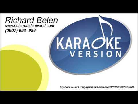 Richardbelen(Karaoke ) _ Thankful by Gloc 9 and Bamboo