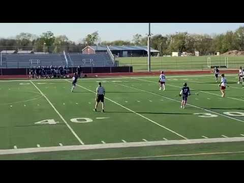 Sussex Academy Lacrosse 2019 vs Milford Game #2