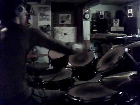 Sepultura - The hunt: Drum cover