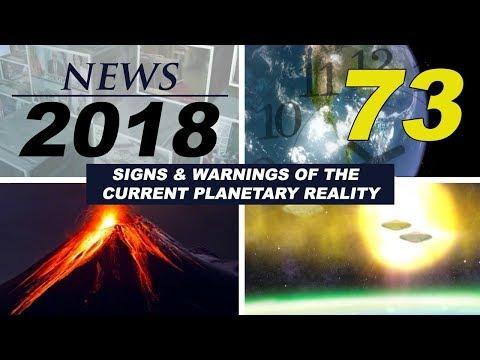 ALCYON PLEIADES NEWS REPORT 73 - 2018: Skripal, UK-Russia new cold war, Palestine, UFOs