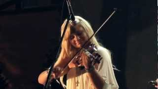 Orange Blossom Special- Crystal Shipley, Raisin Cain,Bluegrass On Broad, Kingsport 6/15/12