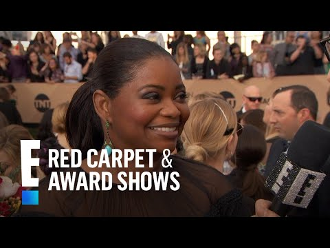 """Octavia Spencer Is """"Humbled"""" by """"Hidden Figures"""" Role   E! Live from the Red Carpet"""