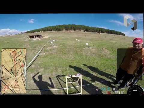 Analyze my orienteering #29 [Augusta Cup 2017-10-14 Hisarya]