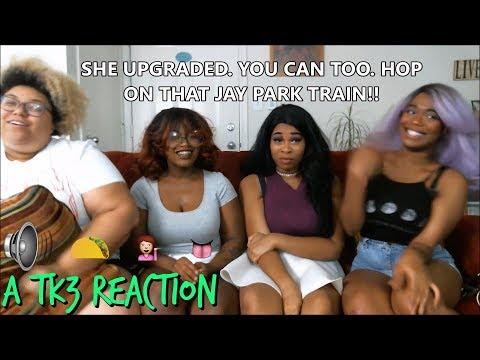 Jay Park - Hulk Hogan   A TK3 Reaction