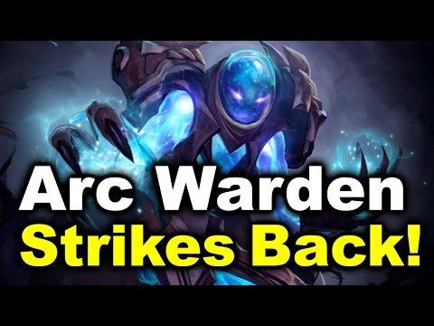 Arc Warden is Back! - Empire vs C9 - Betway Arena DOTA 2