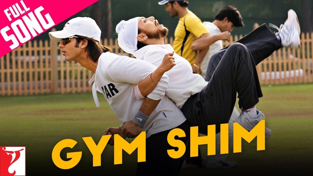 Download Gym Shim - Full Song   Dil Bole Hadippa   Shahid Kapoor   Rani Mukerji   Joshilay