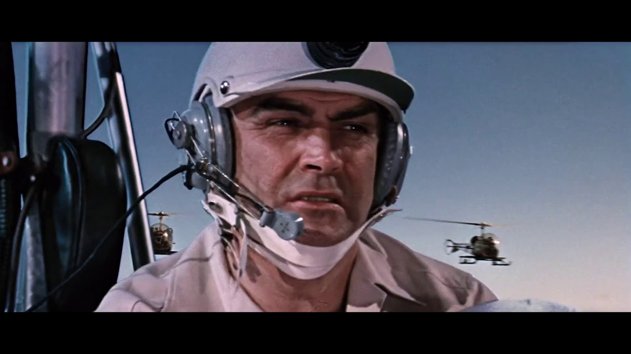 The Gyroplane Movie scene that almost everyone remembers