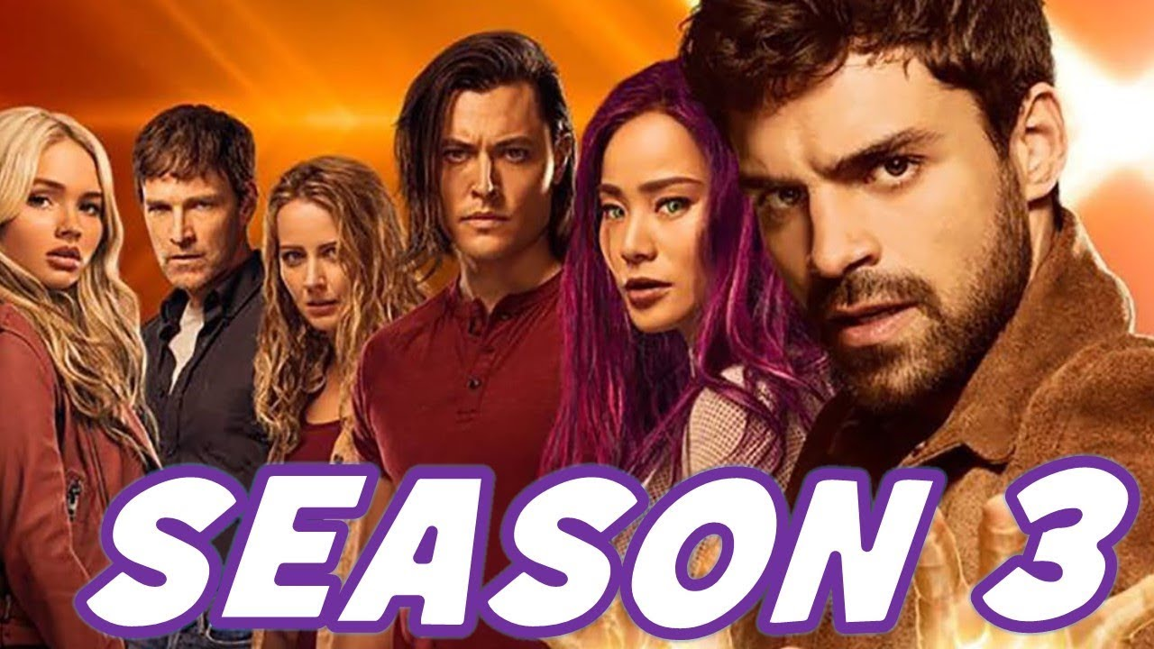 The Gifted Staffel 2