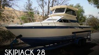 [UNAVAILABLE] Used 1987 Skipjack 28 in Castaic, California