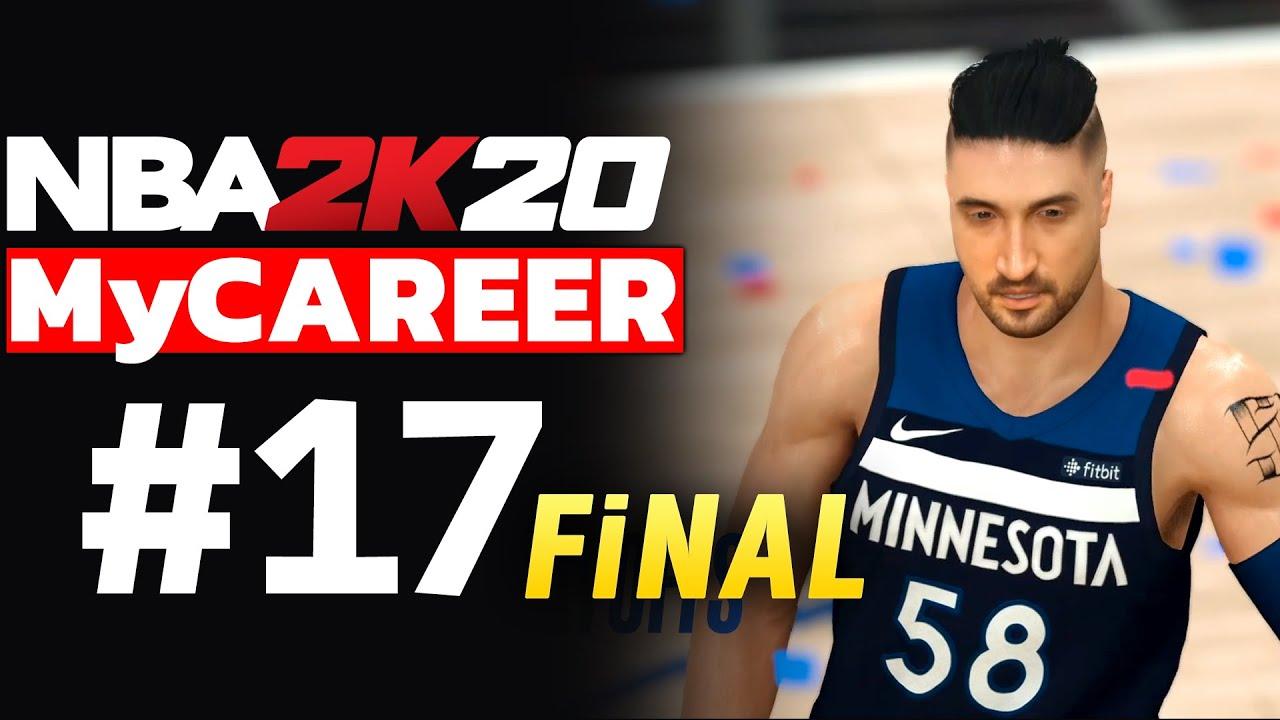 PLAYOFFLAR ve MYCAREER FİNALİ! // NBA 2K20 MyCAREER TÜRKÇE #17