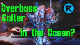 Fallout 4 What Happens If You Put Overboss Colter in The Ocean