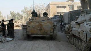 معارك في جوبر بدمشق .. ودوما مدينة منكوبة