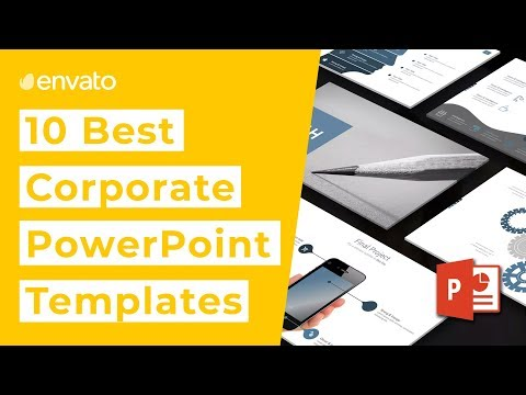 10 Best Corporate Powerpoint Templates For 2019