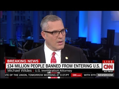 Immigration Lawyer Michael Wildes on President Trump ...